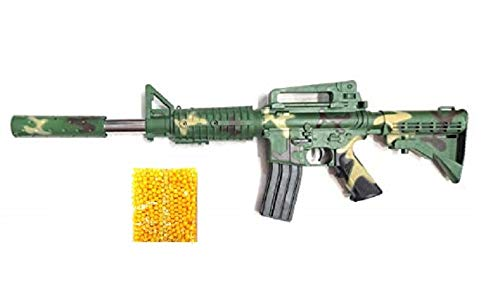 Buy IndusBay® M41 Toy Gun for Boys, 24 Inches Long Army Style Sniper Toy  Gun with Laser Light ( 1000 BB Plastic Bullets Included) Online at Low  Prices in India - Amazon.in