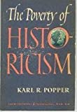 img - for The Poverty of Historicism (Harper Torchbooks. the Academy Library) by Karl R. Popper (1964-04-03) book / textbook / text book