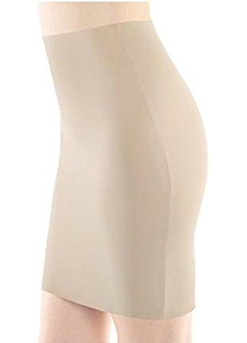 (ASSETS by Sara Blakely Fantastic Firmers Slip Skirt, LARGE, Nude)