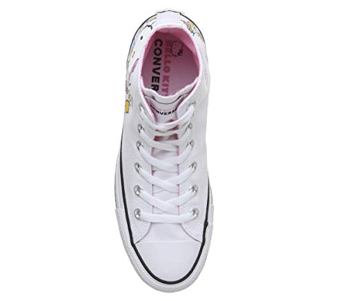 All Hello Star Designer Schuhe Chucks White Converse Kitty qH1tS