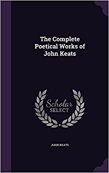 Book The Complete Poetical Works of John Keats