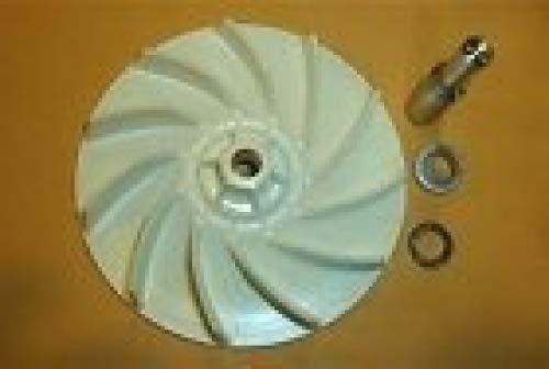 KIRBY LEGEND & HERITAGE PLASTIC FAN ()