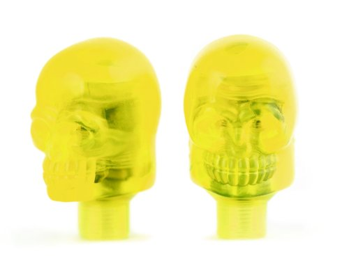 - Kikkerland FL33 Skull Valve Lights, 2-Pack