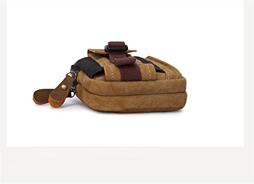 Anne - Bolso de Mochila Hombre marrón