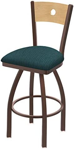 Holland Bar Stool Co. 83025BZNatMplB022 830 Voltaire Counter Stool