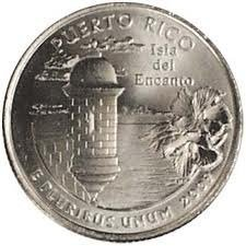 2009-D Puerto Rico Washington Quarter (Quarter Territory Roll)