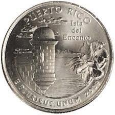 (2009-D Puerto Rico Washington Quarter)