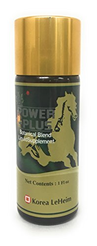(Top Rated Power-plus Drink 1oz Male Sexual Enhancer Fast Acting Long Lasting (Pack of 10))