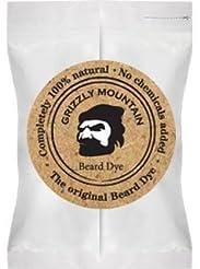 Grizzly Mountain Beard Dye - Organic & N...