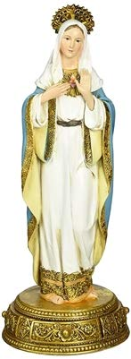 Woodington's Immaculate Heart of Mary Heavenly Protector 10.5 Inch ()