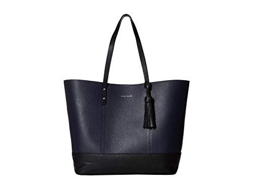 Cole Haan Bayleen Tote Marin Blue/Black One Size