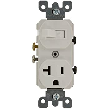 31Nc 6aYb3L._SL500_AC_SS350_ ge wall switch & outlet combo single pole, white wall light leviton 5625 wiring diagram at soozxer.org