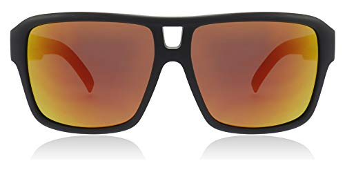 Dragon The Jam 022 Matte Black The Jam Square Sunglasses Lens Category 3 Lens M (Dragon Jam Lenses)