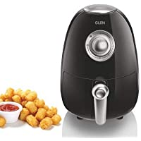 Glen 800 Watt 2 L Mini Fryer (Black)