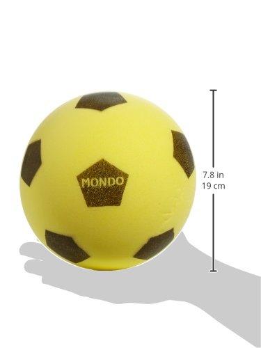 Mondo 07852 - Pelota de Fútbol de espuma 7b62fc8f2a71