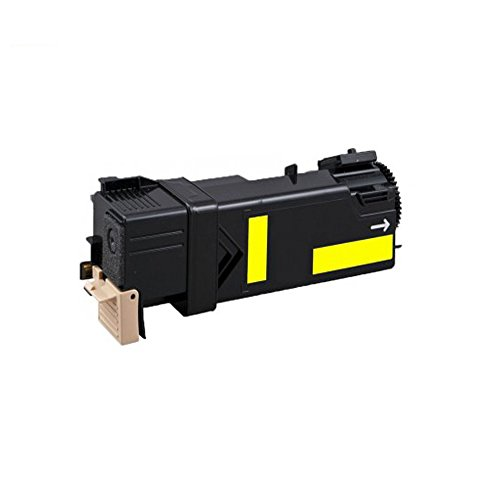PRINTJETZ Premium Compatible Replacement for Xerox 106R01454 (106R1454 / N5060) Yellow Laser Toner Cartridge for use with Xerox Phaser 6128, 6128MFP, 6128MFP/N Series Printers.