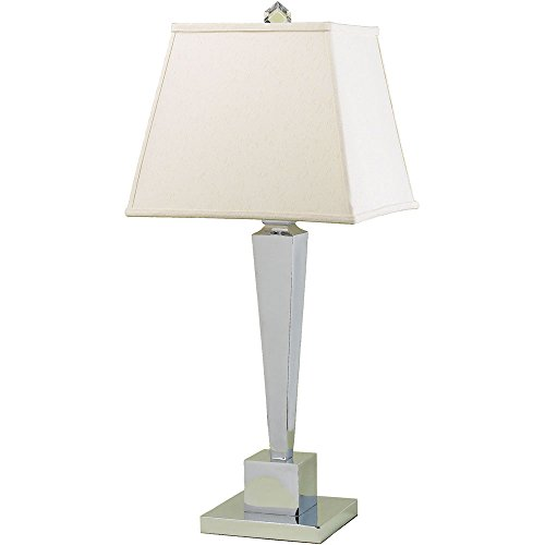 AF Lighting 6774-TL Margo Table Lamp- Cream Shade (Tl Candice Olson Collection)