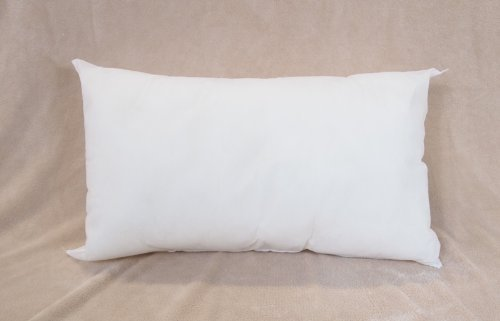 14x36 Lumbar Pillow Form Insert (Long Lumbar Pillow)