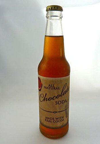 All Natural Chocolate Soda Rocket Fizz -