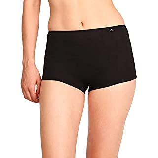 31Nc8vvCzoL. SS320 Jockey Women's Cotton Boy Leg Short