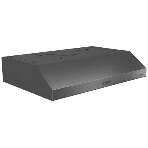 range hood 36 inch black - 9