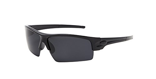Outdoor Sports enthusiast Unisex SunGlasses 5 pcs set,Lovers Eyewear,Perfect gift (Dark Grey lens black frame, - Eclipse Sunglasses Will Work The For