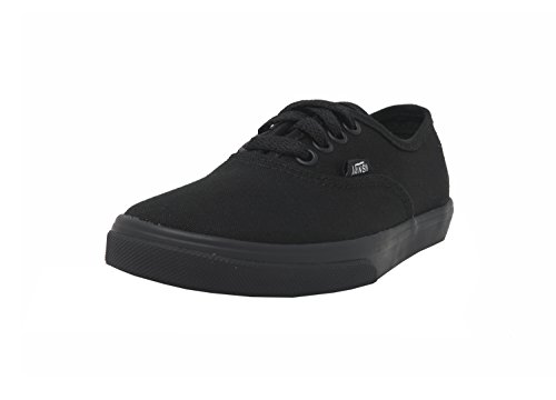 Vans Kids' Authentic Lo Pro Sneaker - Black Black