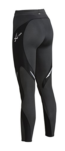 CW-X Women's Mid Rise Full Length Stabilyx Compression Legging Tights by CW-X (Image #2)