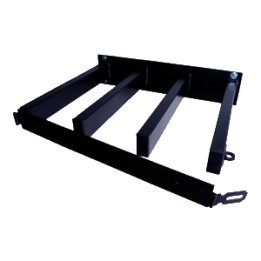 Locking Ski and Snowboard Rack, Binding Mount Ski or Snowboard Rack , Store your Skis and Snowboard,...