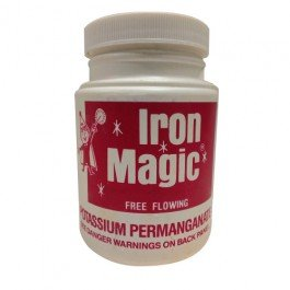 Potassium Permanganate Iron - Potassium Permanganate (Pot Perm) 20 oz. Bottle