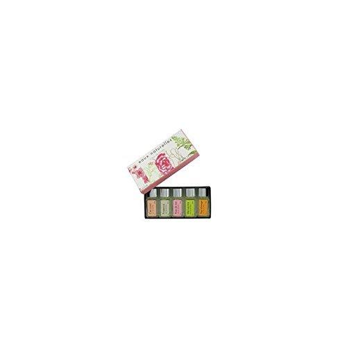 Fragonard Gift Box of 5 Small Perfumes Eaux Naturelles by - De Eaux Parfum