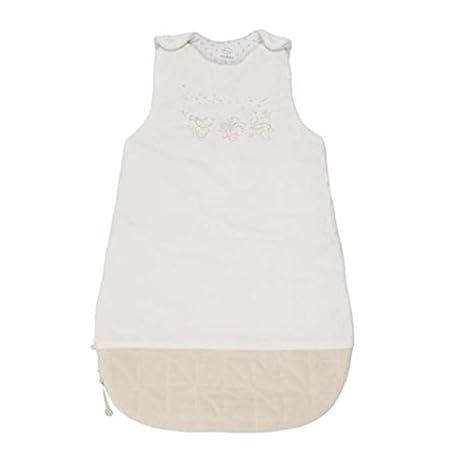 Noukies, Saco de dormir (70 cm, 2,9 TOG Blanco weiß (