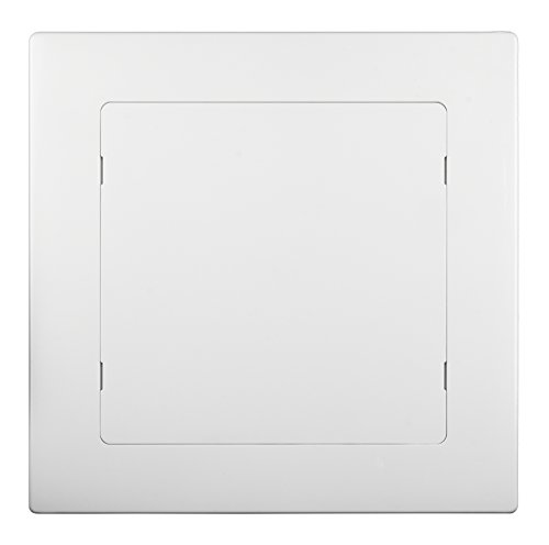 Accord Ventilation 69960609WH Snap-In Access Panel, 6-inch x 9-inch, ()