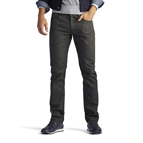 Lone Shark (Lee Men's Modern Series Slim-Fit Tapered-Leg Jean, Shark, 36Wx32L)