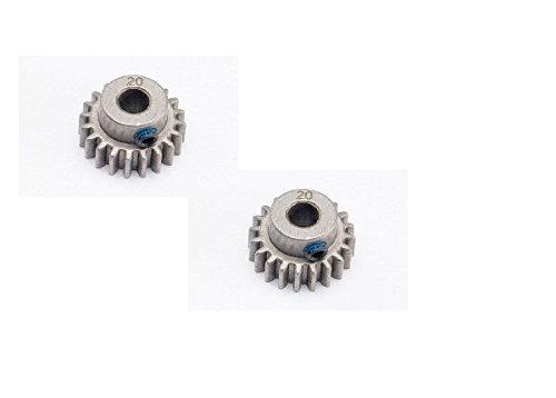 Summit E-Revo E-Maxx Brushless PINION GEAR( 2Ps ) (20 tooth 5mm) TRA5646 1/10 Traxxas