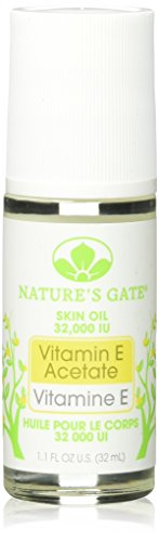 Nature's Gate 32,000 I.U. Roll-on Vitamin E Oil - 1.1 oz