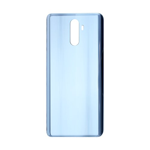 HYYT For Elephone U/U pro Battery Back Door Cover Cell Phone Back Housing Replacement Parts (Blue)