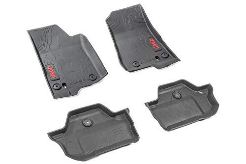 Mopar Mat Kit Floor - Fron - 82215202ae