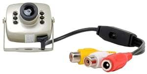 LYD CM208CA Mini Camera with Audio