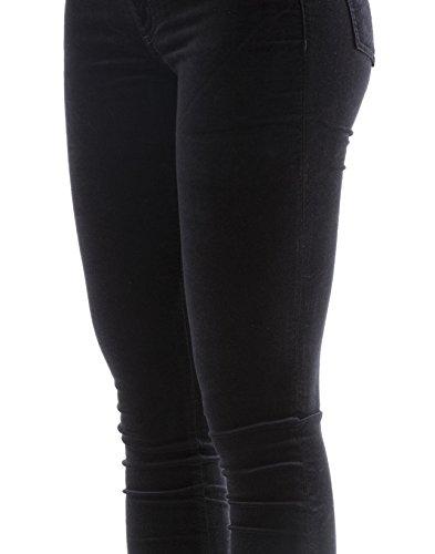 Rag Cotone amp; Jeans Donna Nero W1502o232blk001 Bone wqHfrwp