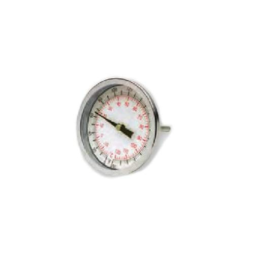 Bel-Art Products 61310-6800, DURAC Bi-Metallic 3'' Dial Thermometer (Pack of 5 pcs) by Bel-Art Products