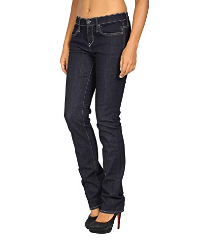 Slim Fit Bleu Jean W Femme MELTIN'POT Raja pour wxFOXw8P