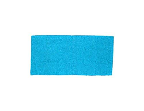 Tough-1 Solid Acrylic Saddle Blanket Turquoise 32X