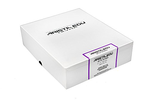Arista EDU Ultra VC RC Black & White Photographic Paper, Glossy 8x10, 250 Sheets by Arista