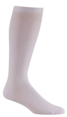 Fox River Dry Therm-a-Wick Over-The-Calf, White, Large