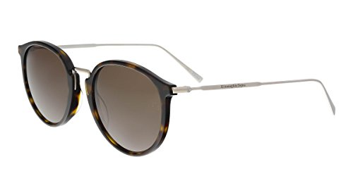 Sunglasses Ermenegildo Zegna EZ 48 EZ0048 52J dark havana / - Sunglasses Zegna