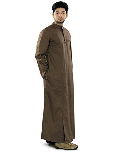 Desert Abrigo Marrón para hombre Dress w0qwBa