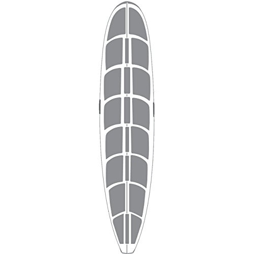 HAWAIIAN HOTGRIP WAX MAT 9'0'' LONGBOARD by Surfco Hawaii