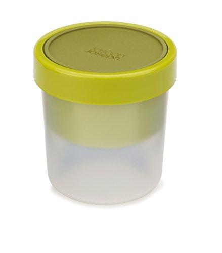 Joseph Joseph Salad Bowl - Joseph Joseph 81027 GoEat Compact 2-in-1 Soup Container, Green