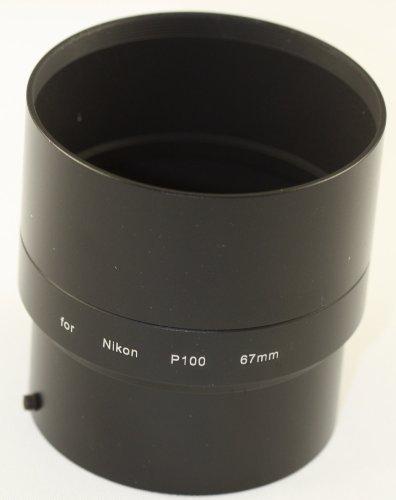 UPC 814733014629, Fuji Finepix S3200 S3250 S4050 S4000 S4530 Lens / Filter Adapter Tube 72mm